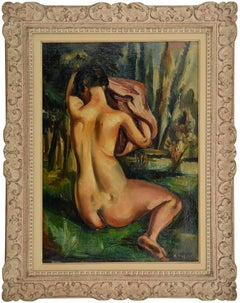 Andre Favory, Nude