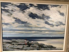 Andre Gisson The Beach Ogunquit Maine