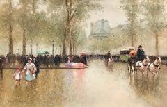"""""""Jardin des Tuileries, Paris"""""""