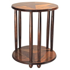 Andre Groult Cubist Side Table