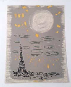 The Eiffel Tower, from Regards sur Paris