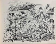 Vingt deux dessins sur le thème du désir