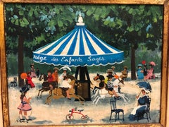 Andre Renoux The Merry Go Round