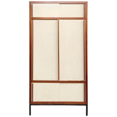 André Sornay Mid Century Modern  French Cabinet, circa 1950