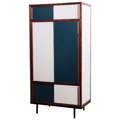 Andre Sornay Cabinet in Restored Condition