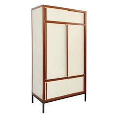 André Sornay Mid-Century Modern French Cabinet, circa 1950