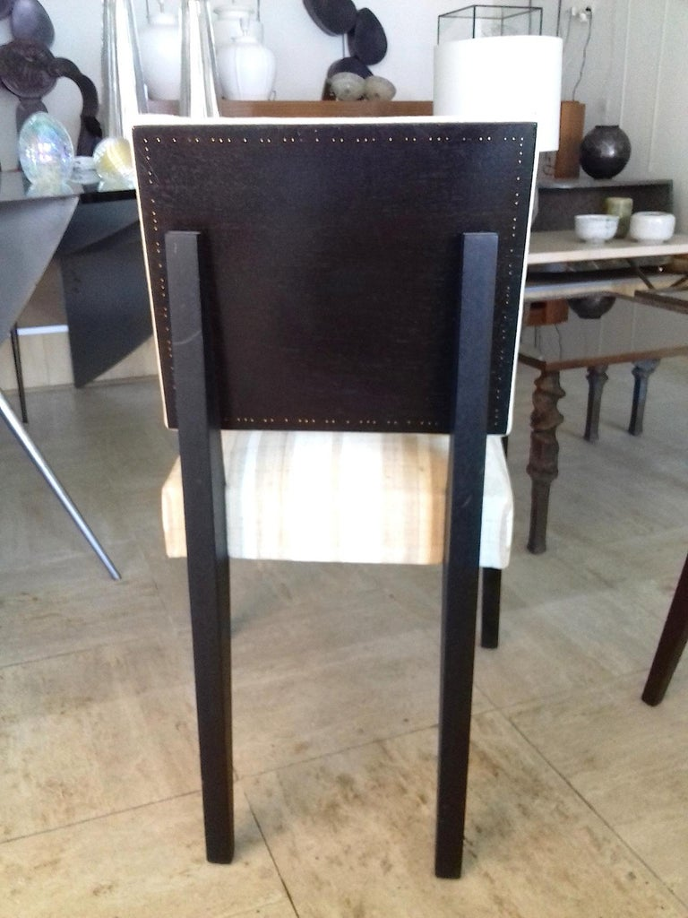 André Sornay Pair of Chairs, circa 1930 In Excellent Condition For Sale In Saint-Ouen, FR