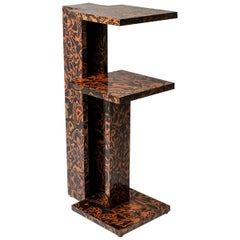 André Sornay Postmodern Style Side Table