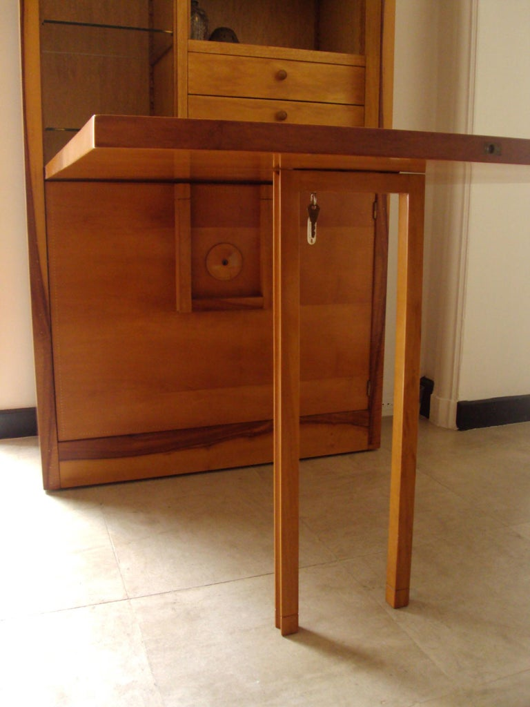 Art Deco André Sornay Secretaire, circa 1930 For Sale