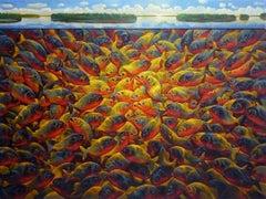 ANDRE VON MORISSE, Piranhas 2, 2009