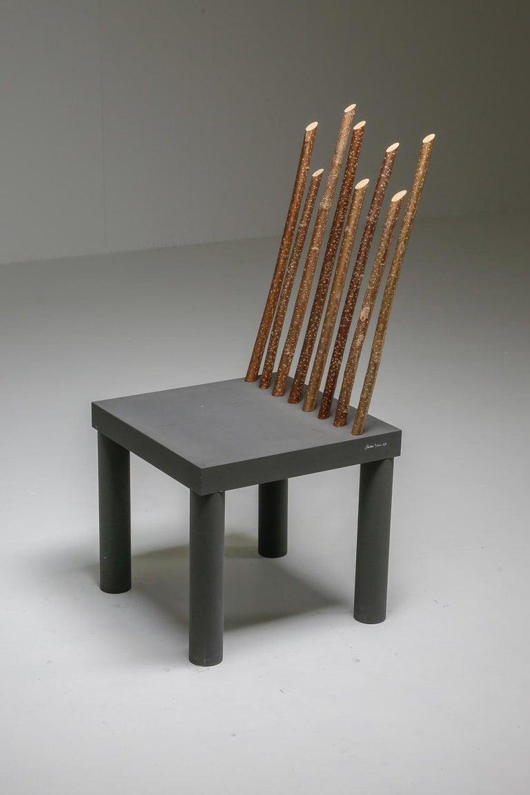 Andrea Branzi Chair from the Animali Domestici Series For Sale 4