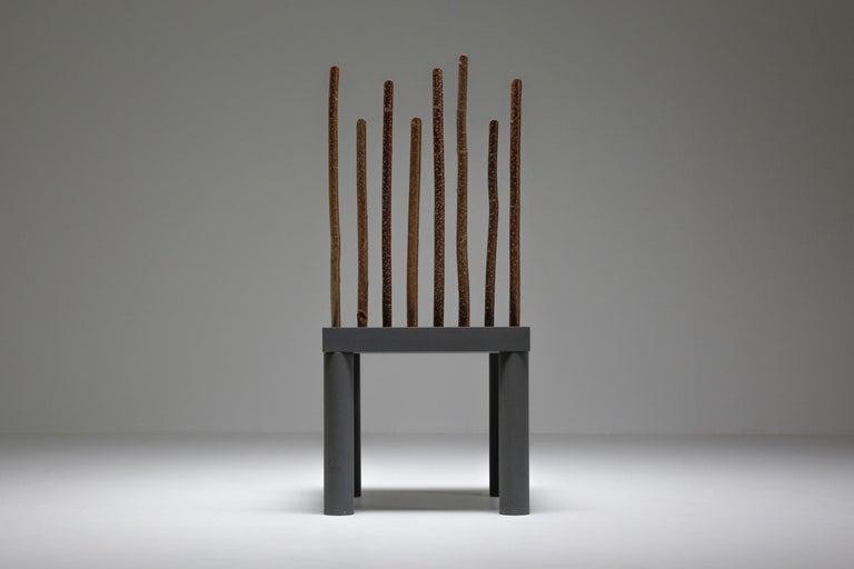 Italian Andrea Branzi Chair from the Animali Domestici Series For Sale