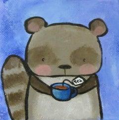 Tea with a Raccoon