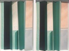 Untitled (columns diptych)