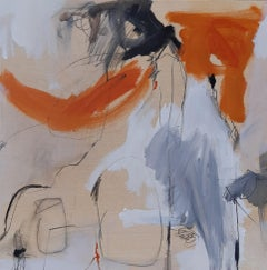 In My End is my Beginning, Homage, 1966, Painting, Acrylic on Canvas