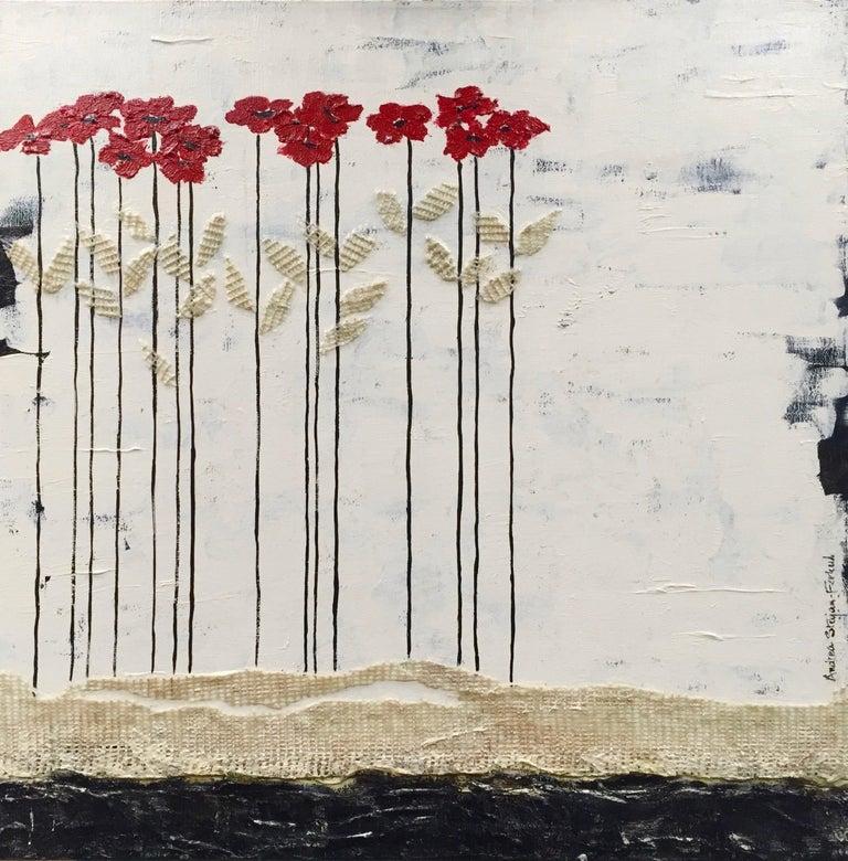 Red Heads 1 - Art by Andrea Stajan-Ferkul
