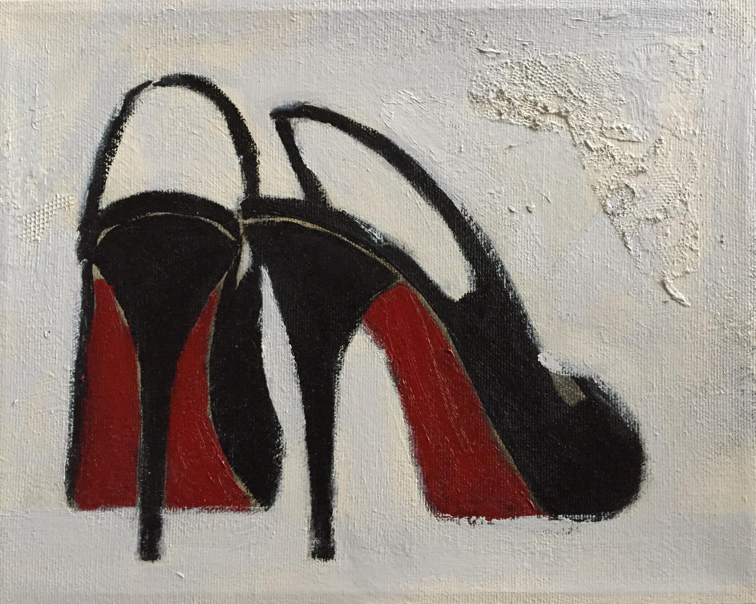 Shoe Painting #5