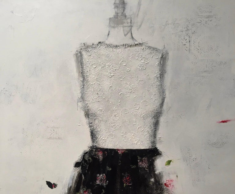 Untitled (Dress 26) - Contemporary Art by Andrea Stajan-Ferkul