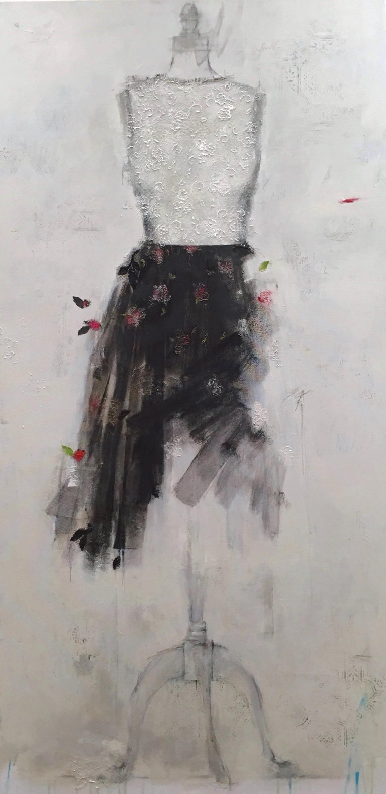 Untitled (Dress 26) - Art by Andrea Stajan-Ferkul