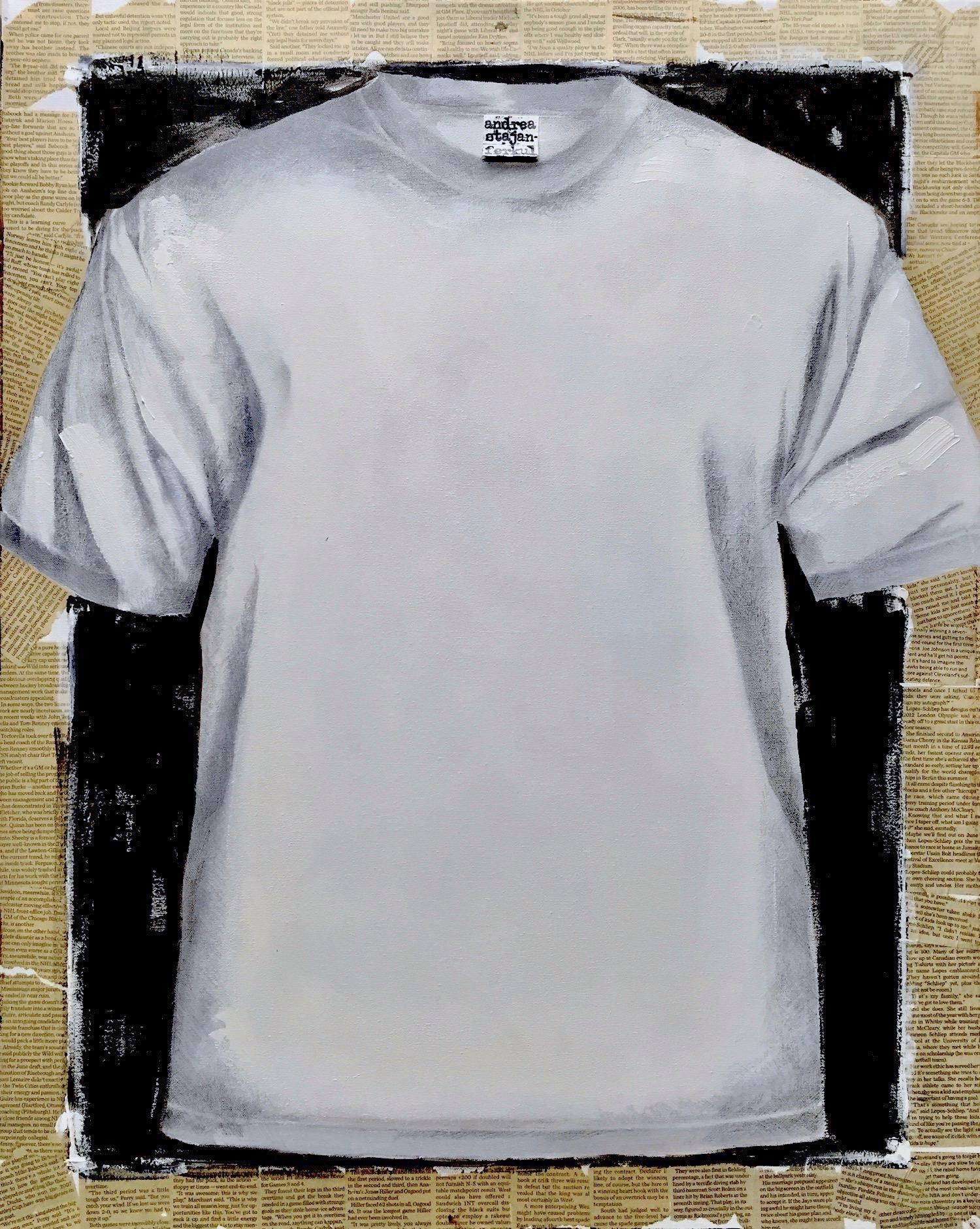 Untitled, T-shirt 2 (series 1 - 9)