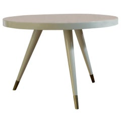 Andrea Tall Side Table by Dom Edizioni