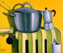 Italian Contemporary Art by Andrea Vandoni - Objects at Liberty