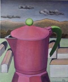 Italian Contemporary Art by Andrea Vandoni - Portrait