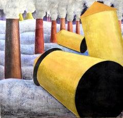 Italian Contemporary Art by Andrea Vandoni - Progress