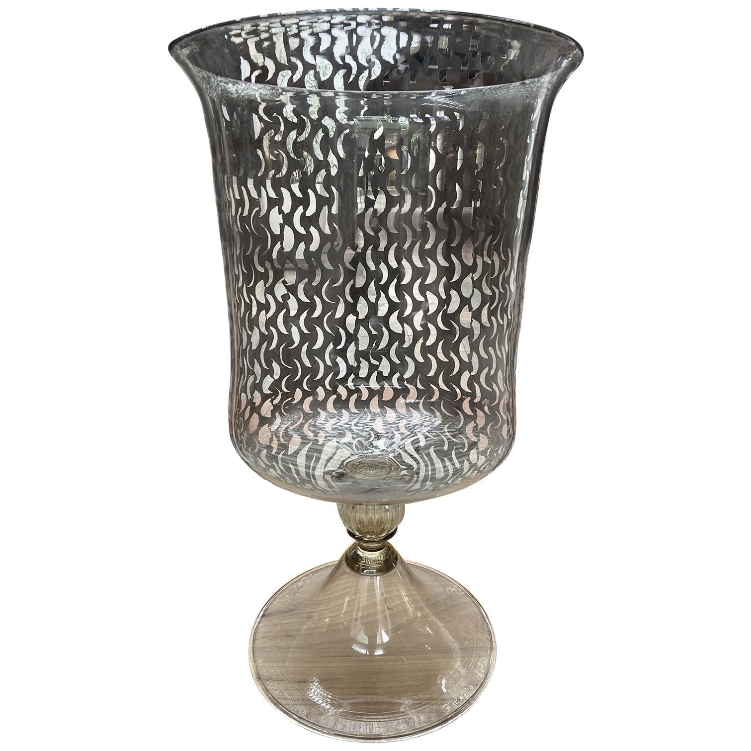 Andrea Zilio, Amphora in Murano Glass