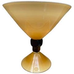 Andrea Zilio, Yellow Vase Large, 1980