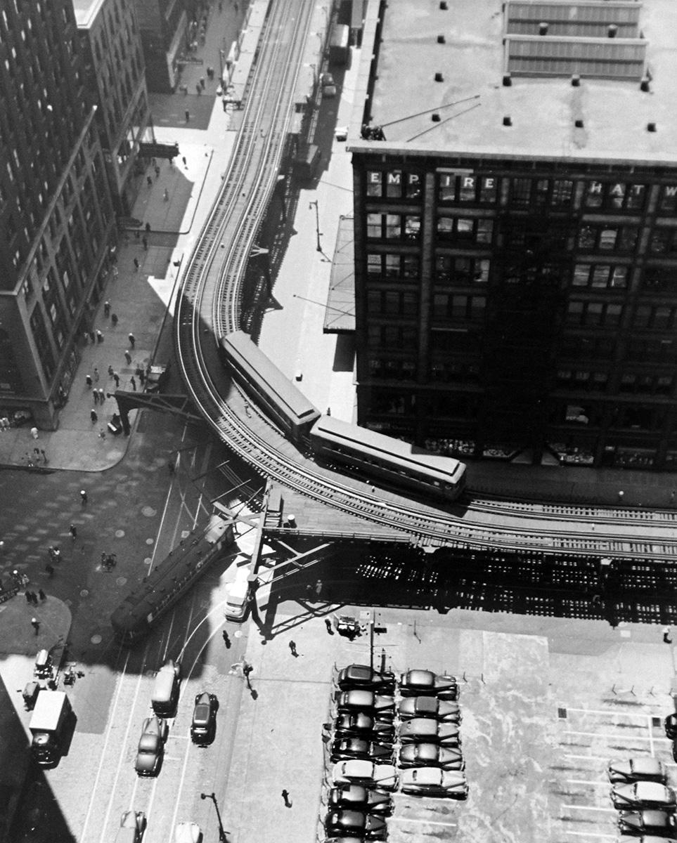 Street Scene, Chicago