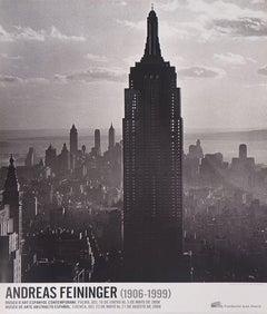 New York: Empire State Building - Quadrichromie Poster, 2008