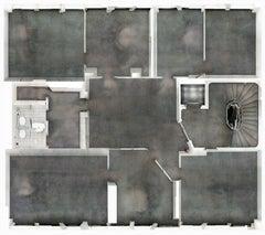 Office Floor, Urban Landscape, Building