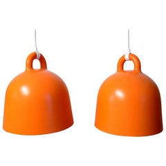Andreas Lund and Jacob Rudbeck for Normann Copenhagen, a Pair of Bell Pendants