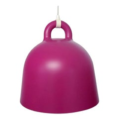 Andreas Lund and Jacob Rudbeck for Normann Copenhagen. Bell pendant in purple.