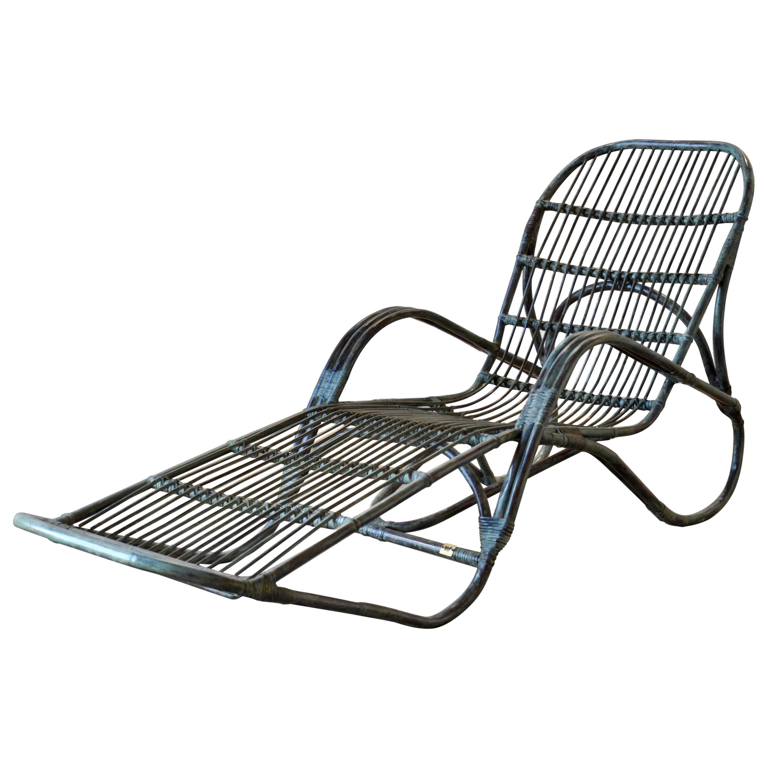 Andreas Wargenbrant, Lounge Chair in Bronze 2/50