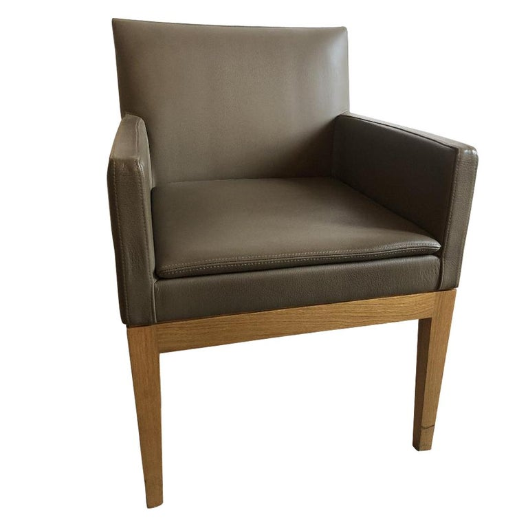 Andrée Putman armchair Le  Studio Bridge For Sale