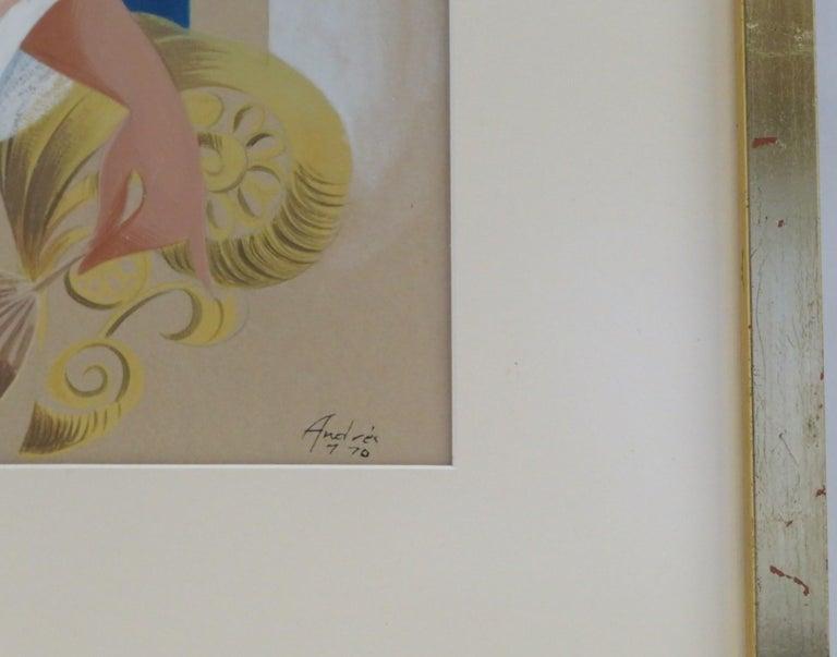 Paint Andrés Garcia Benitez Cuban Artist Created Carteles Magazine Covers For Sale