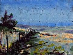 Foel Cwmcerwyn, Preseli Mountains Wales, Oil painting