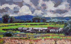 Gors Dolbeudiau: Contemporary British Landscape Oil Painting