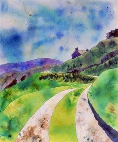 Pant-y-dwn: Contemporary British Landscape Oil Painting