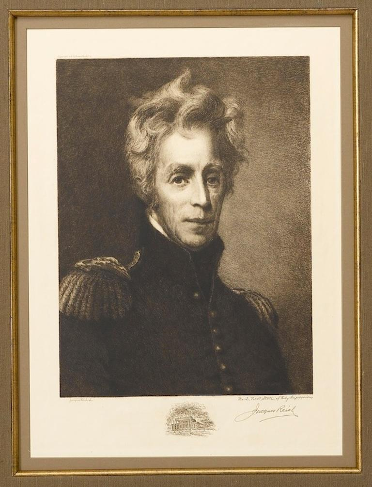 American Andrew Jackson Signed Presidential Military Appointment, Dated June 18, 1831 For Sale