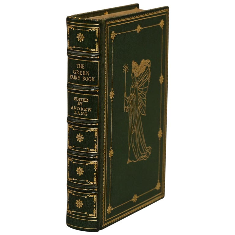"""Andrew Lang's """"The Green Fairy Book"""", with Numerous Illustrations by H.J. Ford For Sale"""