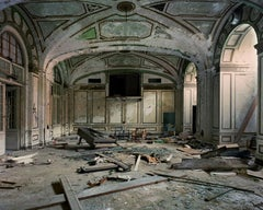 Ballroom, Lee Plaza, Detroit, Michigan, 2008
