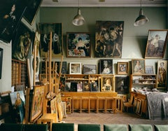 Restoration Studio, St. Petersburg, 2002