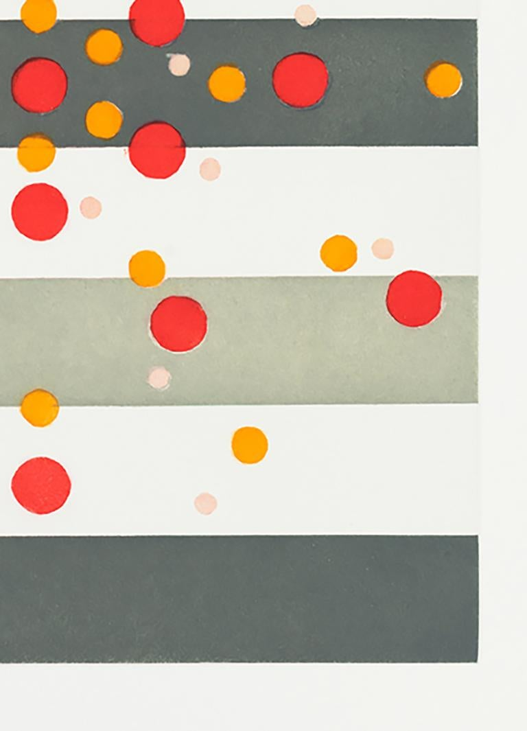 Dots - Abstract Print by Andrew Spence