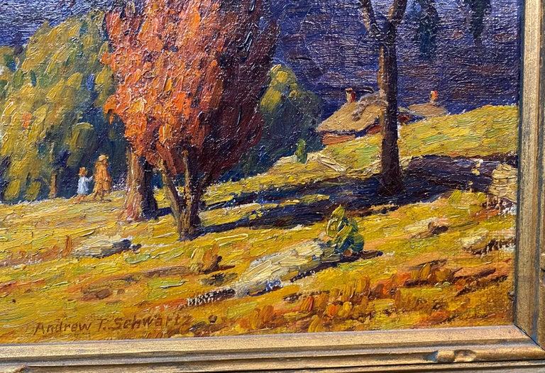 Autumn Landscape For Sale 1