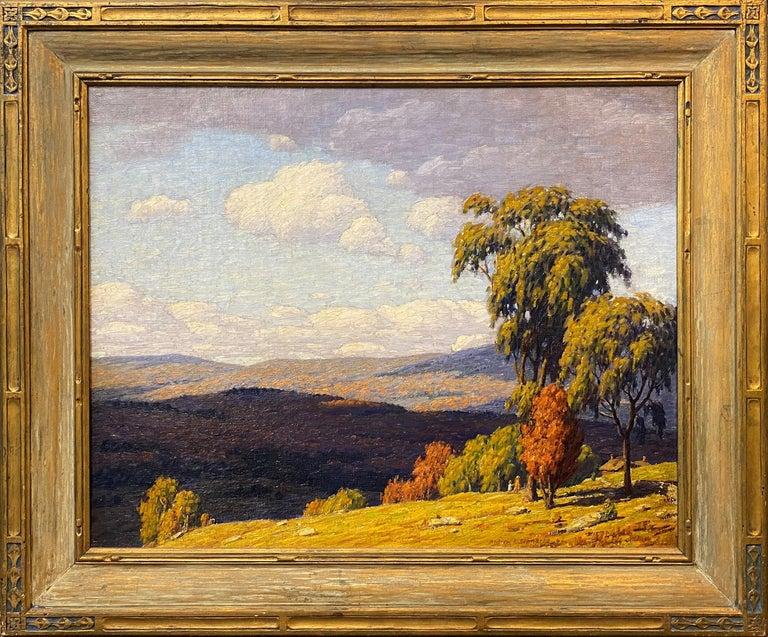 Andrew Thomas Schwartz Landscape Painting - Autumn Landscape