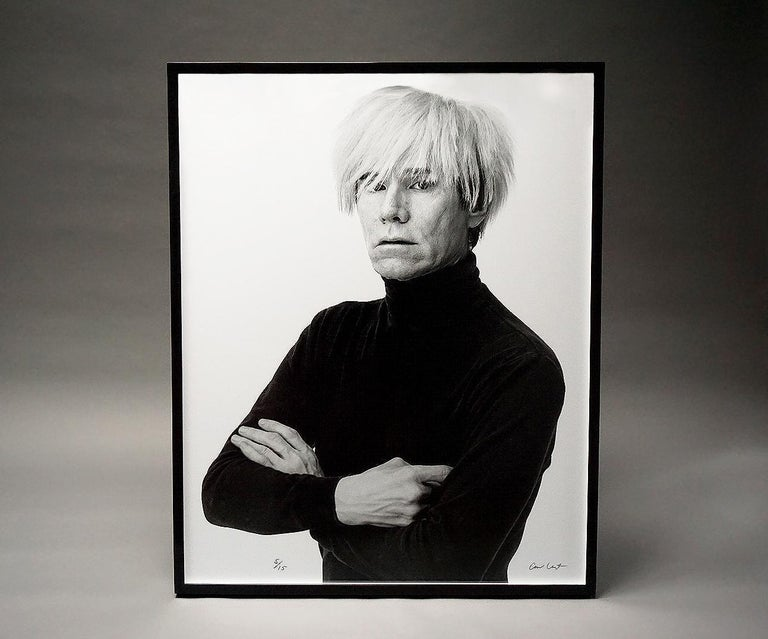 Andrew Unangst, Andy Warhol (1985) For Sale 1