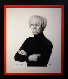 "Andrew Unangst, ""Andy Warhol"" (1985)"